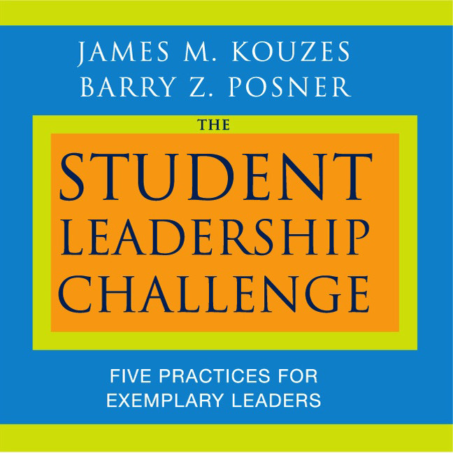 Printable The Student Leadership Challenge: Five Practices for Exemplary Leaders Audiobook Cover Art