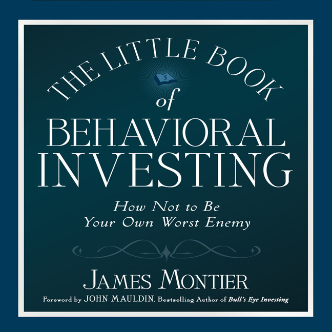 Printable The Little Book of Behavioral Investing: How not to be your own worst enemy (Little Book, Big Profits) Audiobook Cover Art