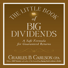 The Little Book of Big Dividends: A Safe Formula for Guaranteed Returns Audiobook, by Charles B. Carlson, Terry Savage