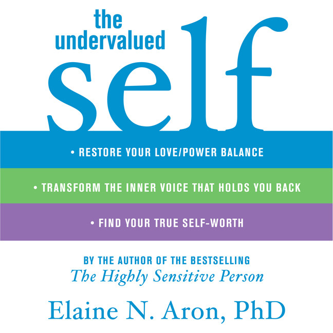 Printable The Undervalued Self: Restore Your Love/Power Balance, Transform the Inner Voice That Holds You Back, and Find Your True Self-Worth Audiobook Cover Art
