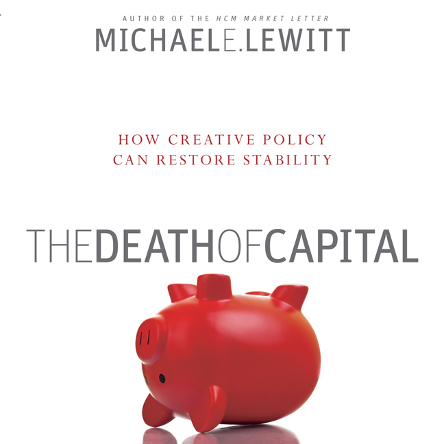 Printable The Death Capital: How New Policy Can Restore Stability Audiobook Cover Art