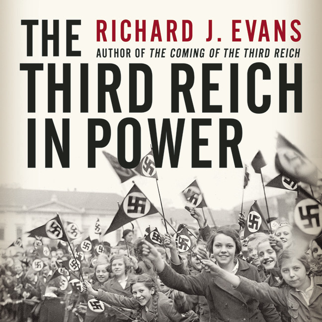 Printable The Third Reich in Power Audiobook Cover Art