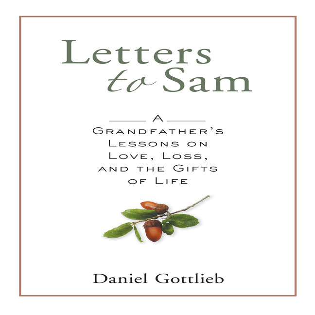 Printable Letters to Sam: A Grandfather's Lessons on Love, Loss, and the Gifts of Life Audiobook Cover Art