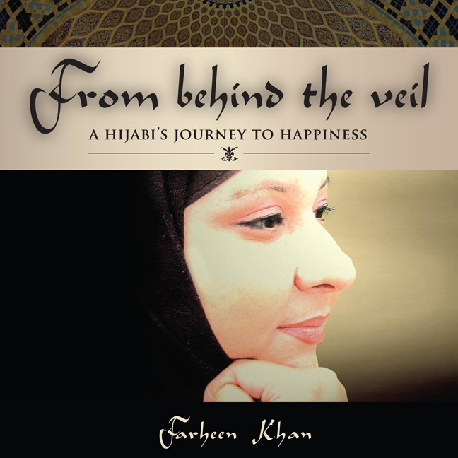 Printable From Behind the Veil: A Hijabi's Journey to Happiness Audiobook Cover Art