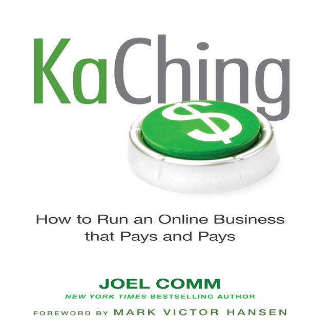 Printable KaChing: How to Run an Online Business that Pays and Pays Audiobook Cover Art