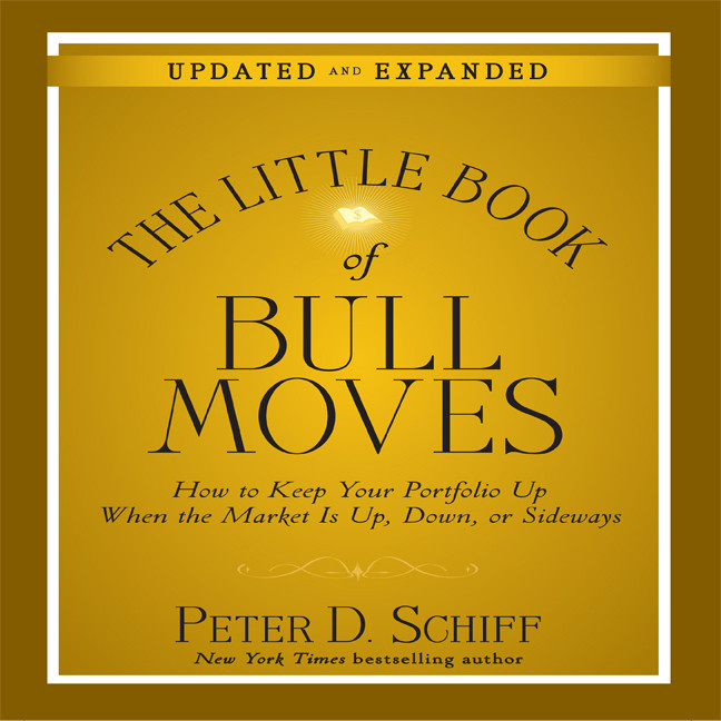 Printable The Little Book Bull Moves (Updated and Expanded): How to Keep Your Portfolio Up When the Market is Up, Down, or Sideways Audiobook Cover Art