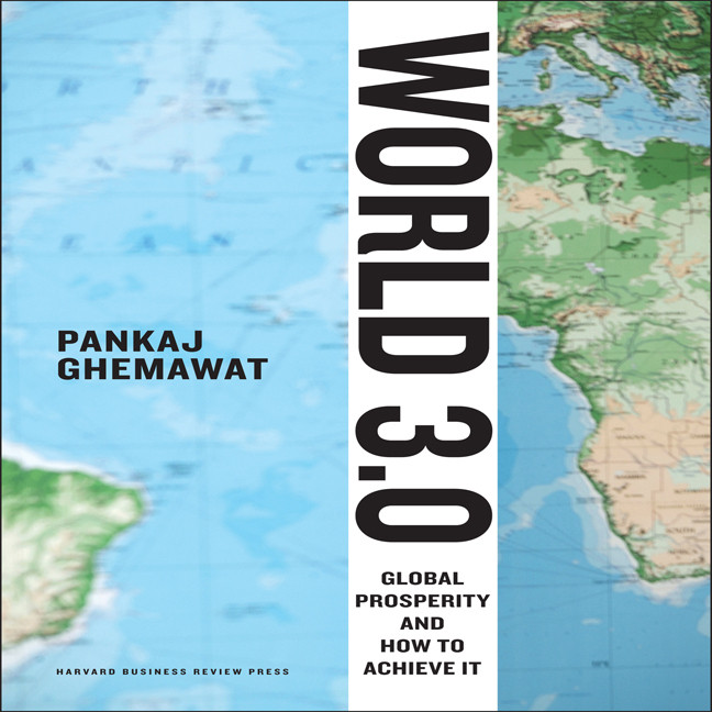 Printable World 3.0: Global Prosperity and How to Achieve it Audiobook Cover Art