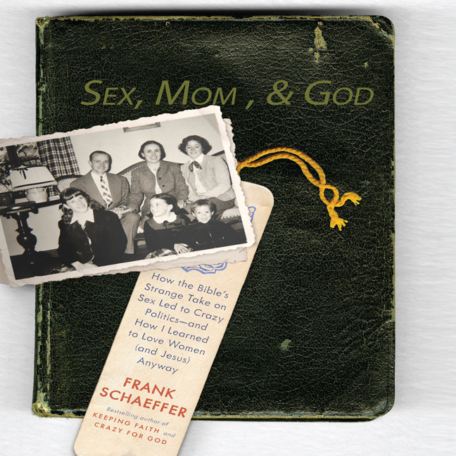 Printable Sex, Mom, and God: A Religiously Obsessed Sexual Memoir (or a Sexually Obsessed Religious Memoir) Audiobook Cover Art