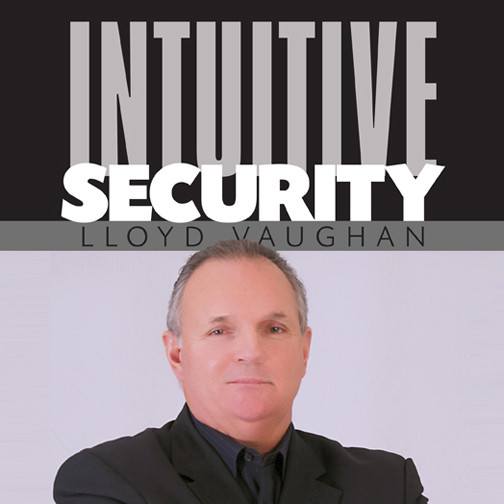 Printable Intuitive Security Audiobook Cover Art