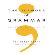 The Glamour of Grammar: A Guide to the Magic and Mystery of Practical English, by Roy Peter Clark
