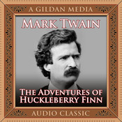 The Adventures Huckleberry Finn Audiobook, by Mark Twain