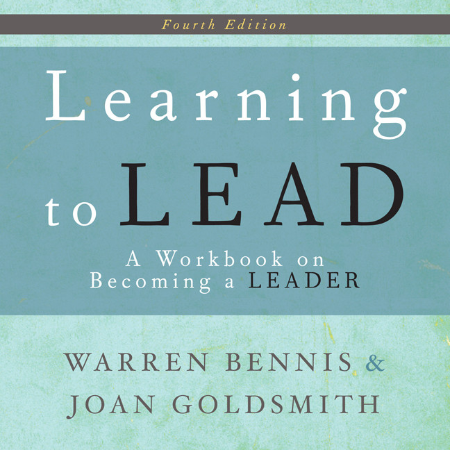 Printable Learning to Lead: A Workbook on Becoming a Leader Audiobook Cover Art