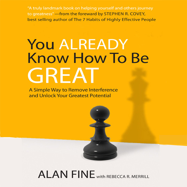Printable You Already Know How to Be Great: A Simple Way to Remove Interference and Unlock Your Greatest Potential Audiobook Cover Art