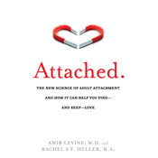 Attached Audiobook, by Amir Levine, Rachel Heller