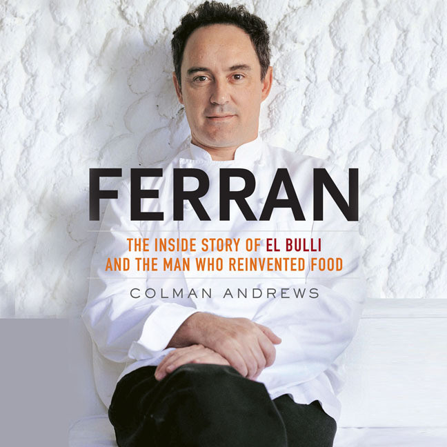 Printable Ferran: The Inside Story of El Bulli and the Man Who Reinvented Food Audiobook Cover Art