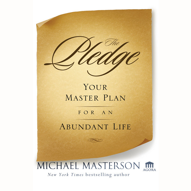Printable The Pledge: Your Master Plan for an Abundant Life Audiobook Cover Art