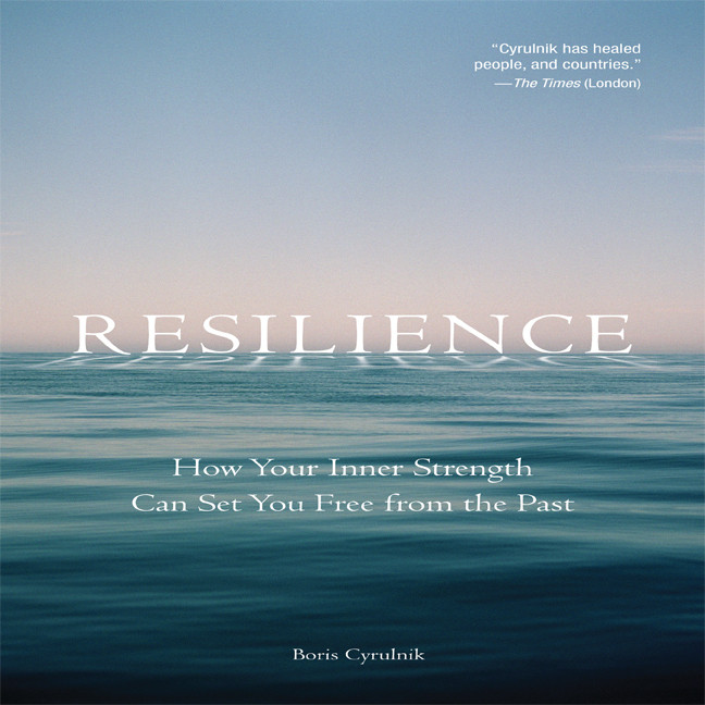 Printable Resilience: How Your Inner Strength Can Set You Free from the Past Audiobook Cover Art