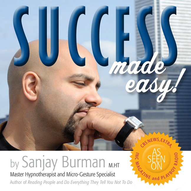 Printable Success Made Easy Audiobook Cover Art