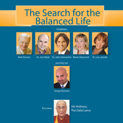 The Search for the Balanced Life Audiobook, by Sanjay Burman
