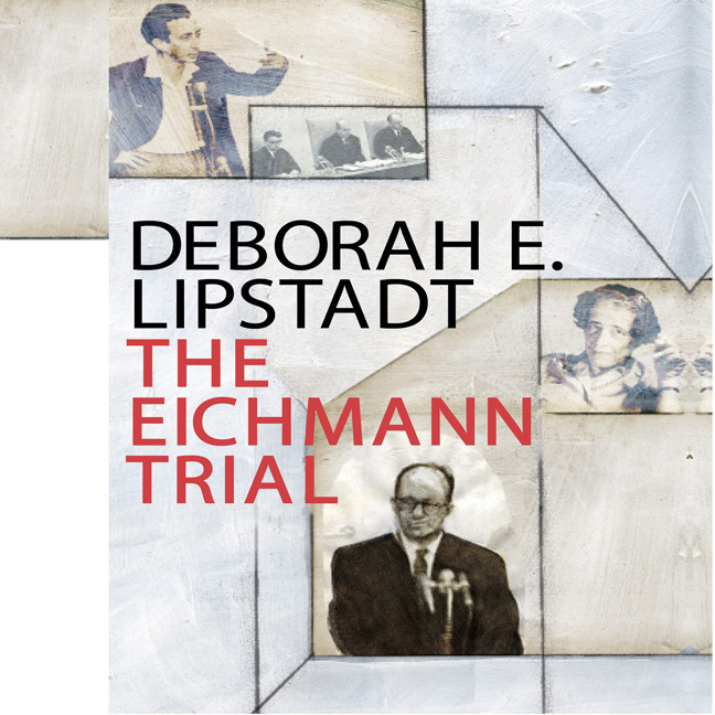 Printable The Eichmann Trial Audiobook Cover Art
