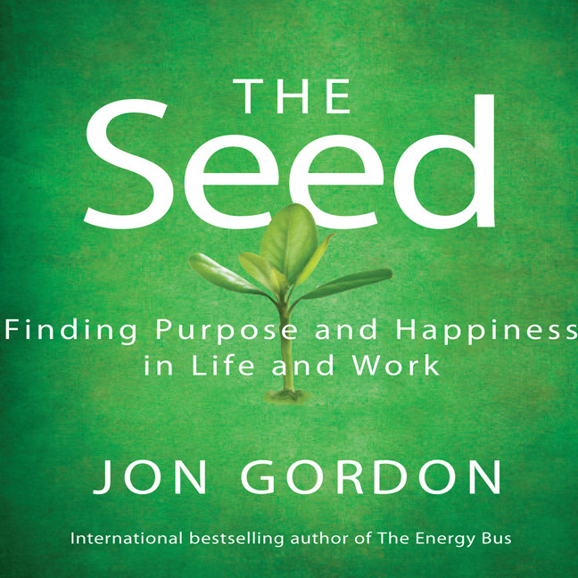 Printable The Seed: Working For a Bigger Purpose Audiobook Cover Art