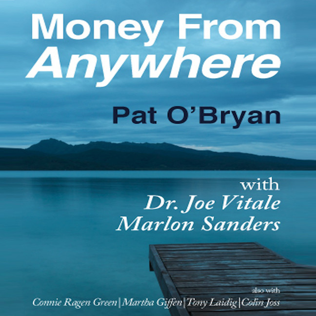 Printable Money from Anywhere Audiobook Cover Art