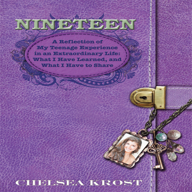 Printable Nineteen: A Reflection of My Teenage Experience in an Extraordinary Life: What I Have Learned, and What I Have to Share Audiobook Cover Art