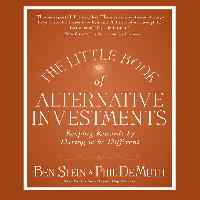 Printable The Little Book of Alternative Investments: Reaping Rewards by Daring to Be Different Audiobook Cover Art
