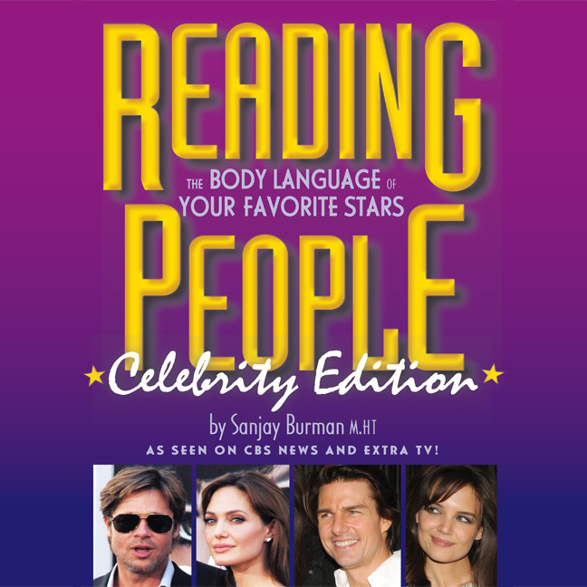 Printable Reading People Celebrity Edition: The Body Language of Your Favorite Stars Audiobook Cover Art