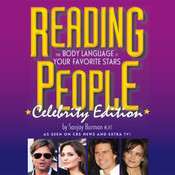 Reading People Celebrity Edition: The Body Language of Your Favorite Stars, by Sanjay Burman, Sanjay Burman M.HT