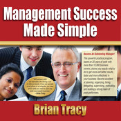 Management Success Made Simple Audiobook, by Brian Tracy