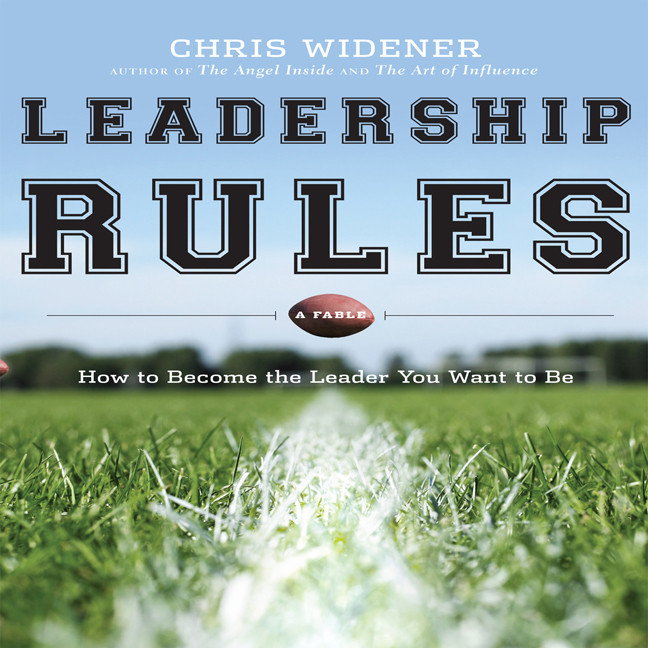 Printable Leadership Rules: How to Become the Leader You Want to Be Audiobook Cover Art