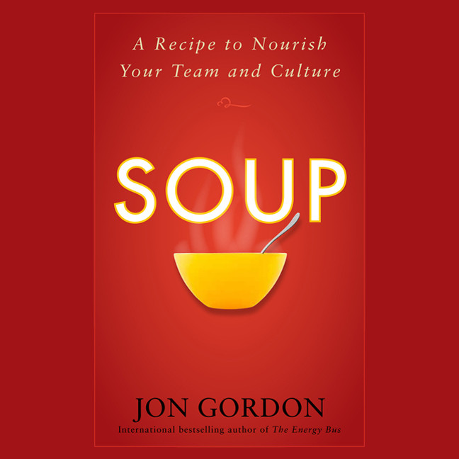 Printable Soup: A Recipe to Nourish Your Team and Culture Audiobook Cover Art