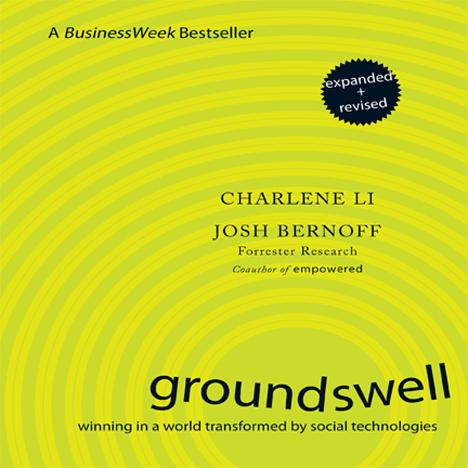 Printable Groundswell: Winning in a World Transformed by Social Technologies Audiobook Cover Art