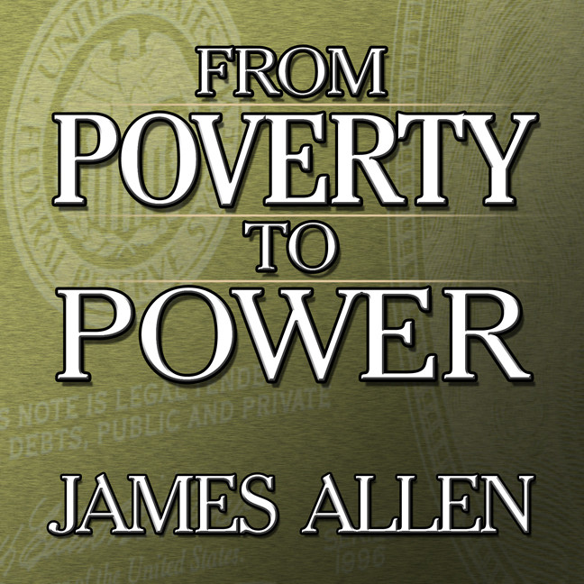 Printable From Poverty to Power: The Realization of Prosperity and Peace Audiobook Cover Art
