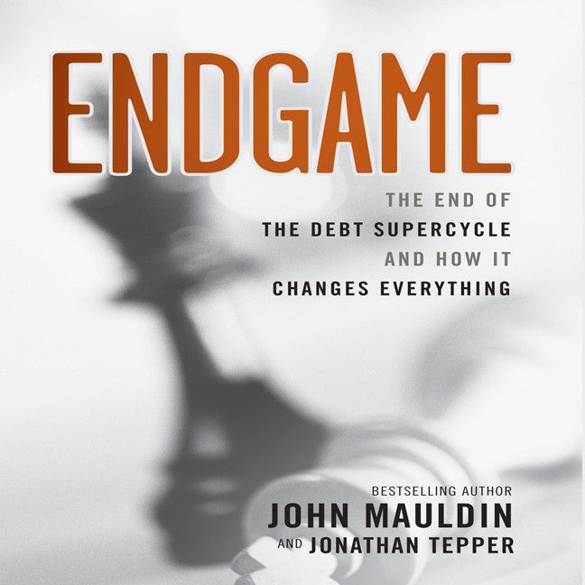 Printable Endgame: The End of The Best Supercycle And How It Changes Everything Audiobook Cover Art