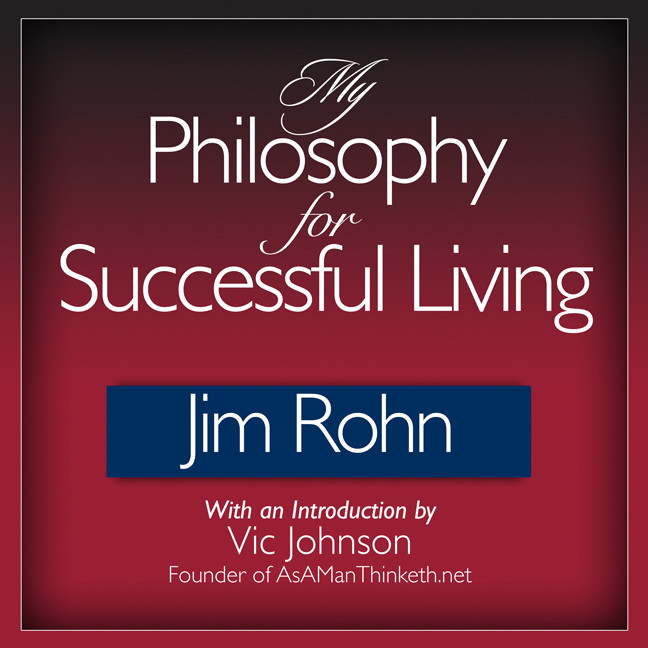 Printable My Philosophy for Successful Living Audiobook Cover Art