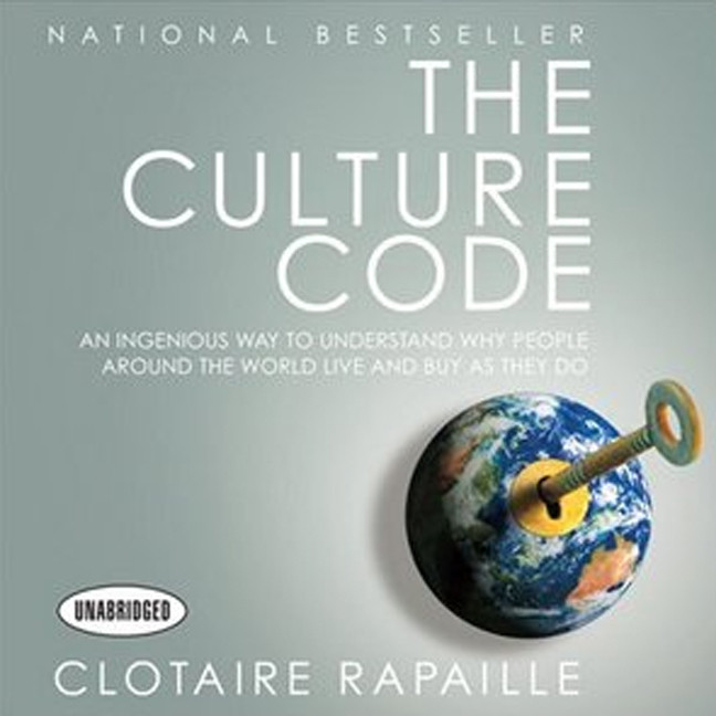 Printable The Culture Code: An Ingenious Way to Understand Why People Around the World Live and Buy As They Do Audiobook Cover Art