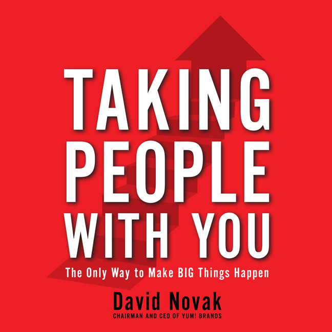 Printable Taking People With You: The Only Way to Make Big Things Happen Audiobook Cover Art