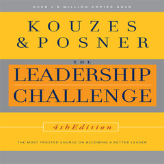 Leadership Challenge: The Most Trusted Source on Becoming a Better Leader Audiobook, by