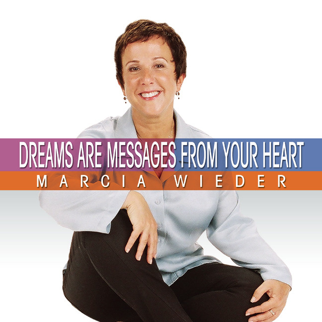Printable Dreams Are Messages From Your Heart Audiobook Cover Art