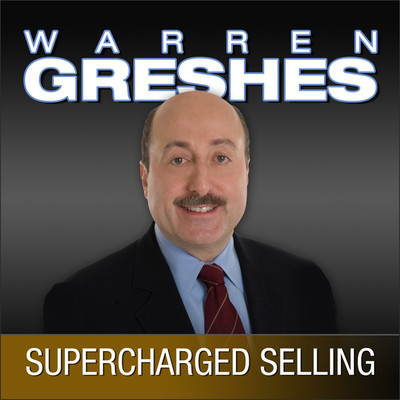 Supercharged Selling: Action Guide, The Power to Be the Best Audiobook, by Warren Greshes