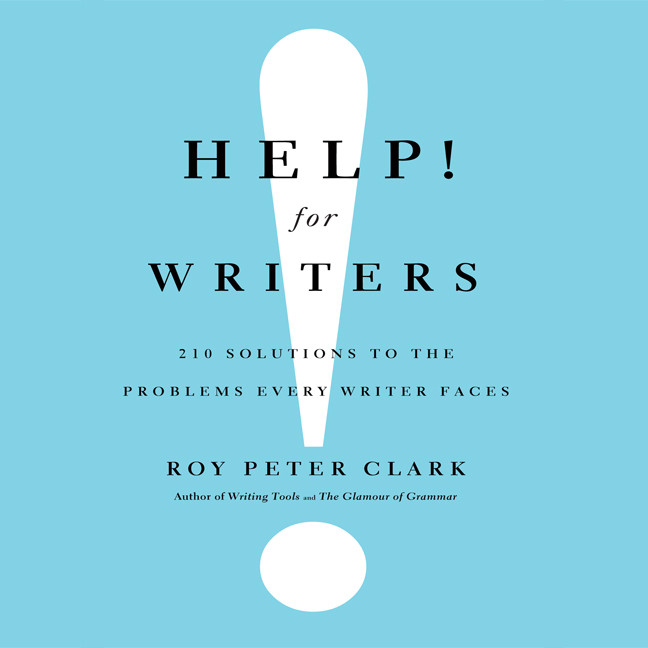 Printable Help! For Writers: 210 Solutions to the Problems Every Writer Faces Audiobook Cover Art