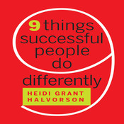 Nine Things Successful People Do Differently Audiobook, by Heidi Grant Halvorson