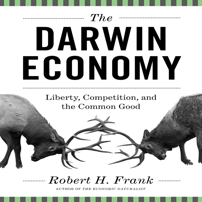 Printable The Darwin Economy: Liberty, Competition, and the Common Good Audiobook Cover Art