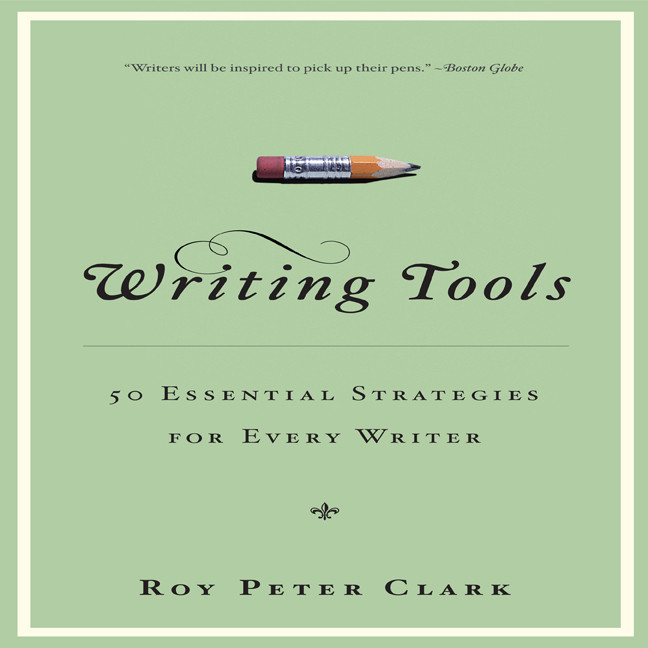 Printable Writing Tools: 50 Essential Strategies for Every Writer Audiobook Cover Art