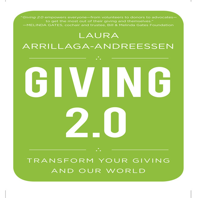 Printable Giving 2.0: Transform Your Giving and Our World Audiobook Cover Art