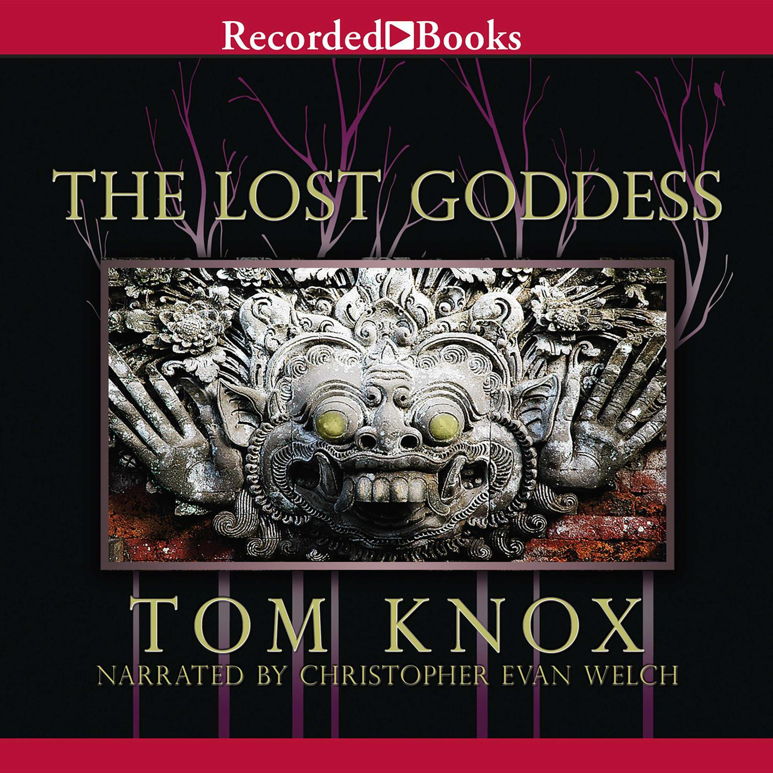 Printable The Lost Goddess Audiobook Cover Art