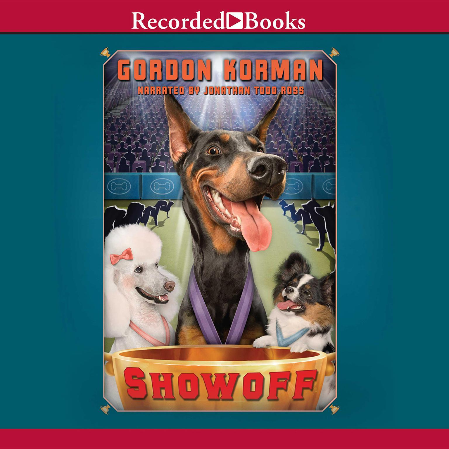 Printable Showoff Audiobook Cover Art