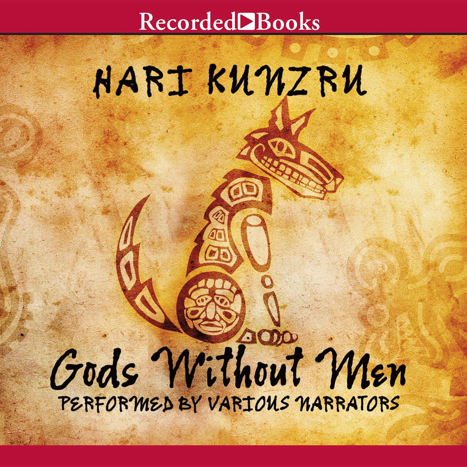 Printable Gods Without Men Audiobook Cover Art